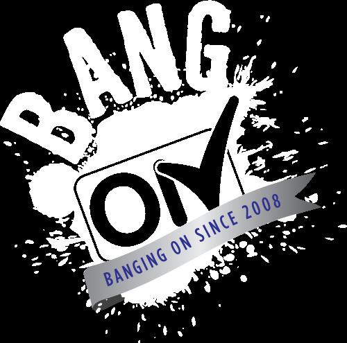 bang on graphics logo birmingham graphics supplier NEC