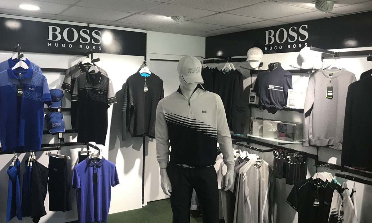 retail signage vinyl golf