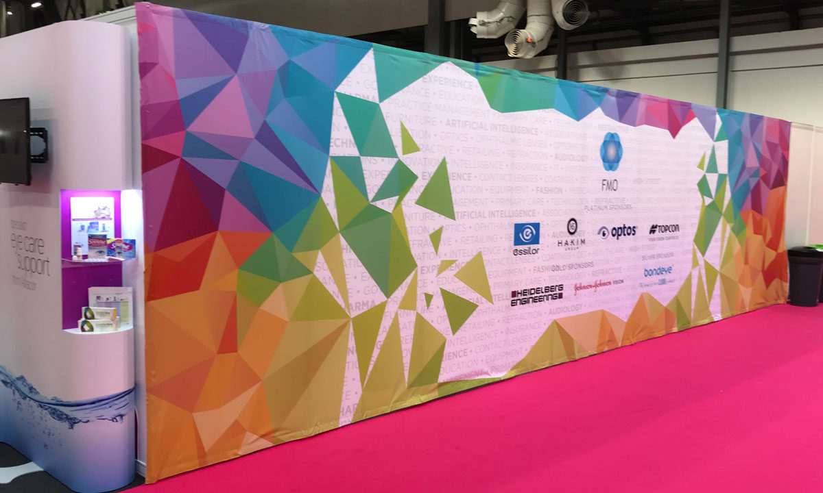FABCLAD fabric banner wrap