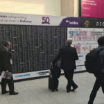 dsei excel london you are here banner wrap