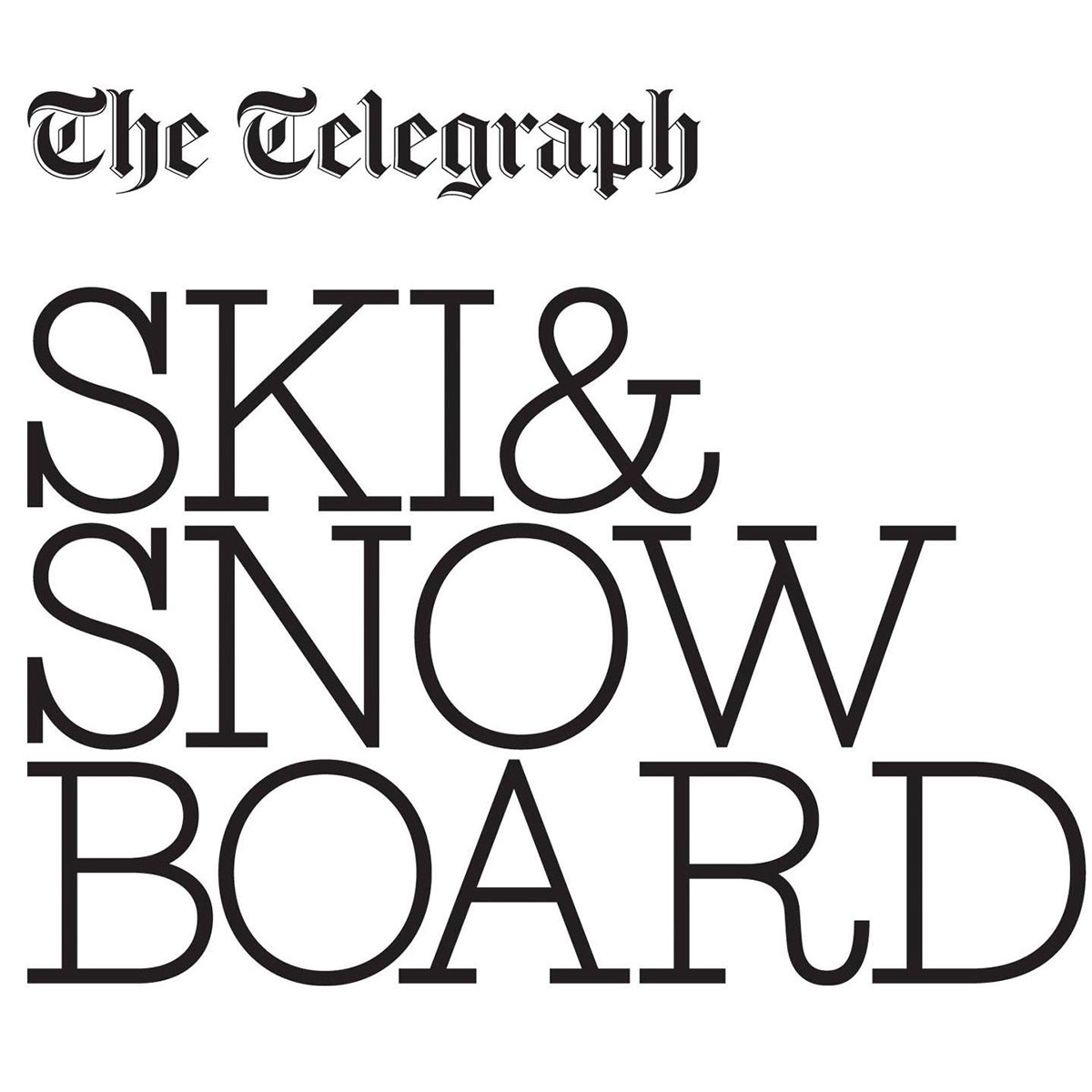 telegraph ski and snowboard festival ski show