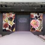 national wedding show event city catwalk graphics